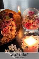 三重県亀山市のフラワー教室&花キャンドル教室